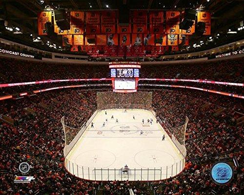 Wells Fargo Center Philadelphia Flyers NHL Stadium Photo (Size: 16