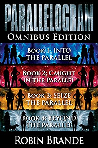 book cover of Parallelogram