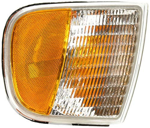 Eagle Eyes FR207-U100L Ford Driver Side Park/Side Lamp Lens and Housing Driver Side Park Lamp