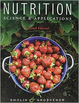 Descargar Libro Origen Nutrition: Science And Applications Novedades PDF Gratis