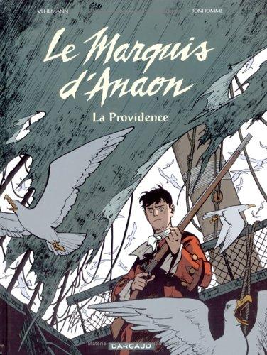 Le Marquis d'Anaon n° 3 La Providence