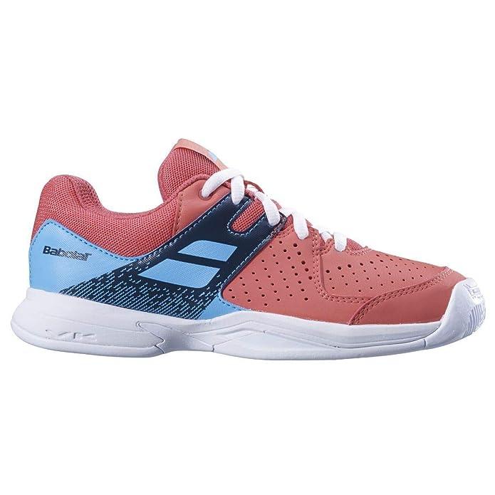 Babolat - Zapatillas de Tenis de Sintético para niña: Amazon ...