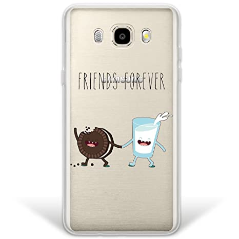 Funda Samsung Galaxy J5 2016, WoowCase® [Hybrid] Friends ...