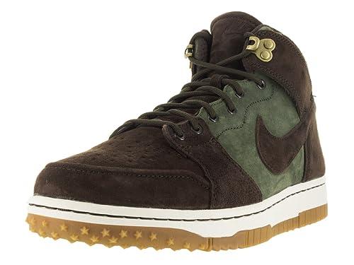 c511c9f9cd5 Nike Men s s Dunk CMFT Wb Basketball Shoes Blue  Amazon.co.uk  Shoes ...