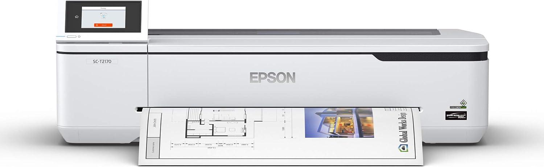 Epson SureColor T2170 24-Inch Desktop Wide-Format Wireless Inkjet Printer
