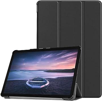 Dgaddcd De pie Funda para Samsung Galaxy Tab S4 10.5 Inch(SM-T835/T830/T837) Tableta,Delgado Calor Resistente Case Cover Proteccion Anti-Fall Duro Cáscara: Amazon.es: Electrónica