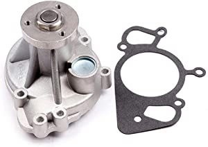 OCPTY Water Pump with Gasket fits for AW4124 ford Thunderbird Jaguar S-Type Super V8 Vanden Plas XF 4.4L 4.2L 4.0L 3.9L 2002-2005