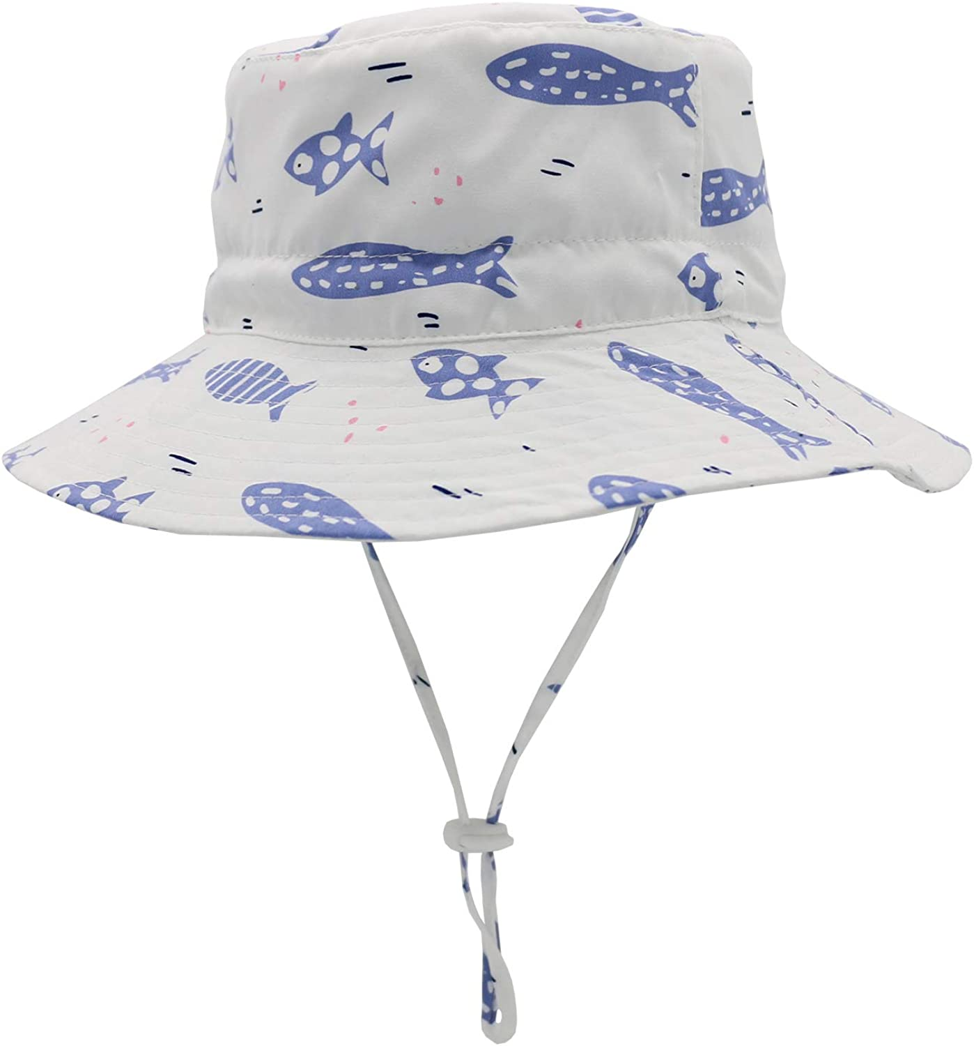Baby Bucket Hat Kids Beach Hats for Baby Boys Sarfel Baby Sun Hat Toddler Summer Hats UPF 50