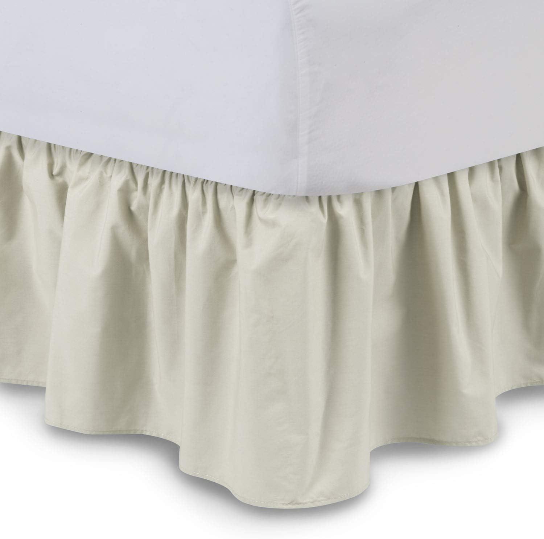 Amazon Com New Wrap Around Bed Skirt Dust Ruffle 18 Drop