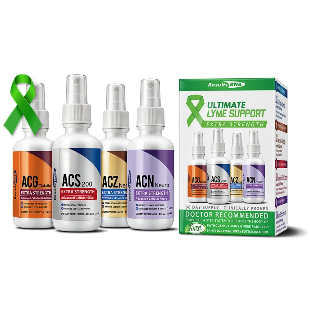 Results RNA Ultimate Lyme Support System Extra Strength, 4 Ounce