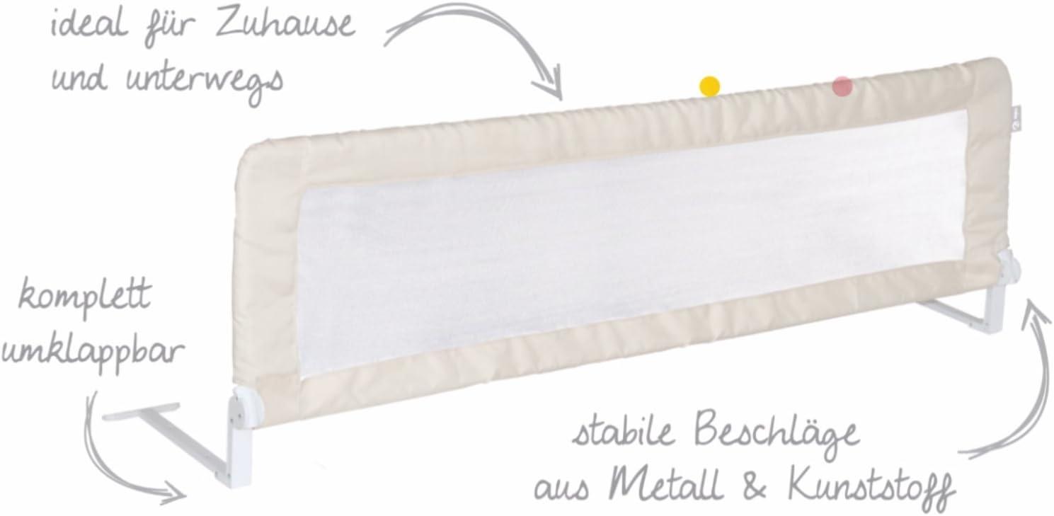 Roba-Kids 1562 Barrera para cama de 150 cm