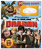 How to Train Your Dragon Storybook and 3D Viewer, Reader's Digest Staff, 0794419372