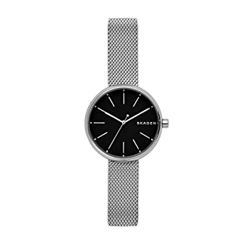 20253f88818 Amazon.com  Skagen Women s SKW2596 Signatur Steel-Mesh Watch  Skagen ...