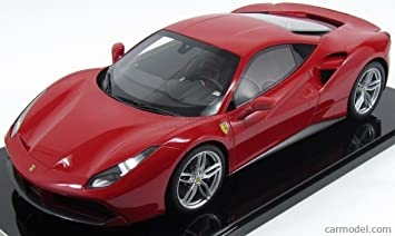 amazon フェラーリ 488 gtb ミニカー 1 12 bbr models ferrari 488 gtb