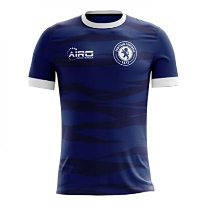 Image Unavailable. Image not available for. Color  Airo Sportswear 2018-2019  Scotland Home Concept Football Soccer T-Shirt Jersey ... 89ee8fc0a