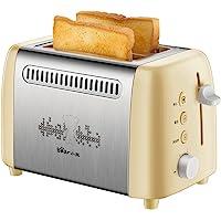 BEAR DSL-A02W1 Bread Toaster 680W YELLOW