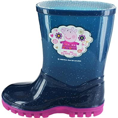 Peppa – New Gummistiefel Pig Town Offizielles H2WY9IED