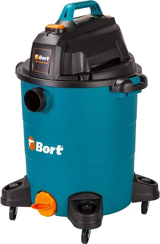 Bort BSS-1530-Premium - Aspirador en seco y húmedo (capacidad del ...