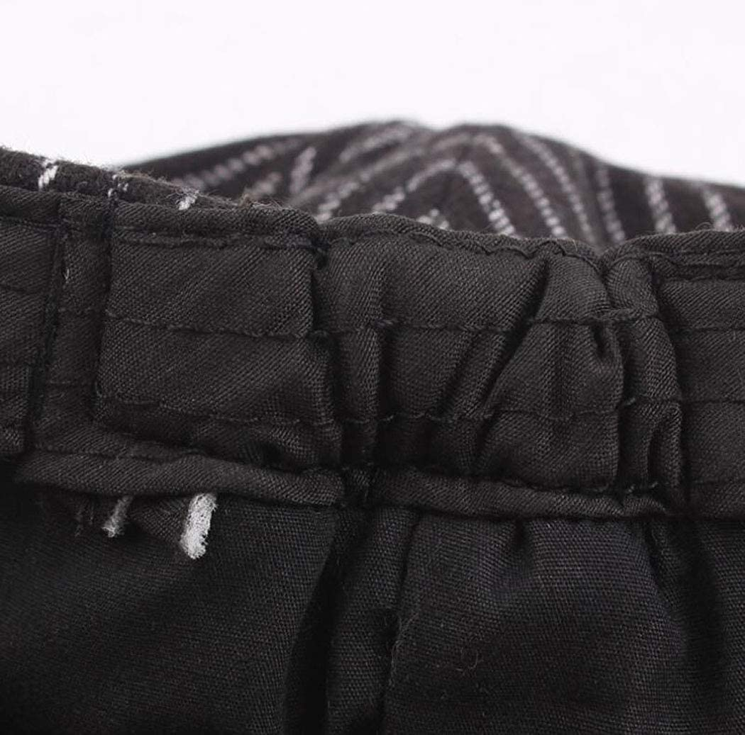 4URNEED Stripe Kids Boys Girls Winter Newsboy Hat Berets Baker Hats Visor Beret,45-51CM