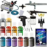 Complete Master Cake Airbrush Kit for Professional Bakers