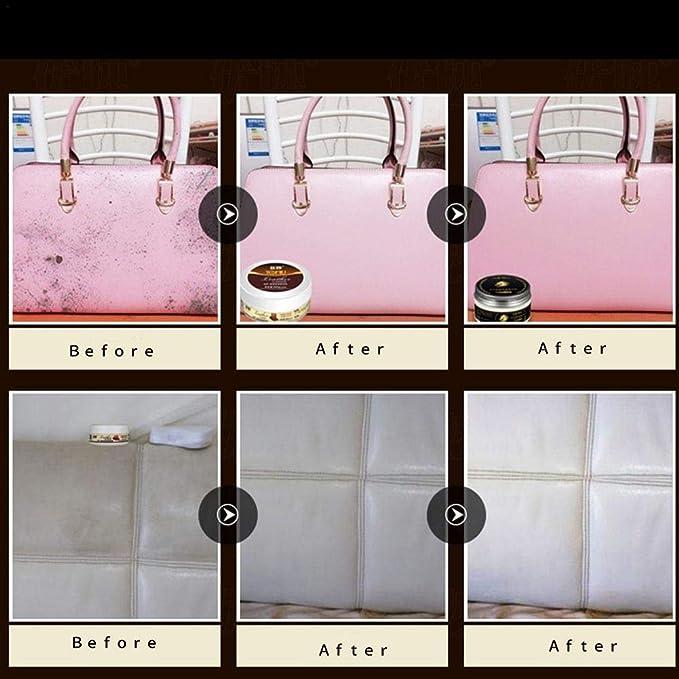 Limpiador de Cuero Crema de Cuero + Aceite de Caballo Crema ...