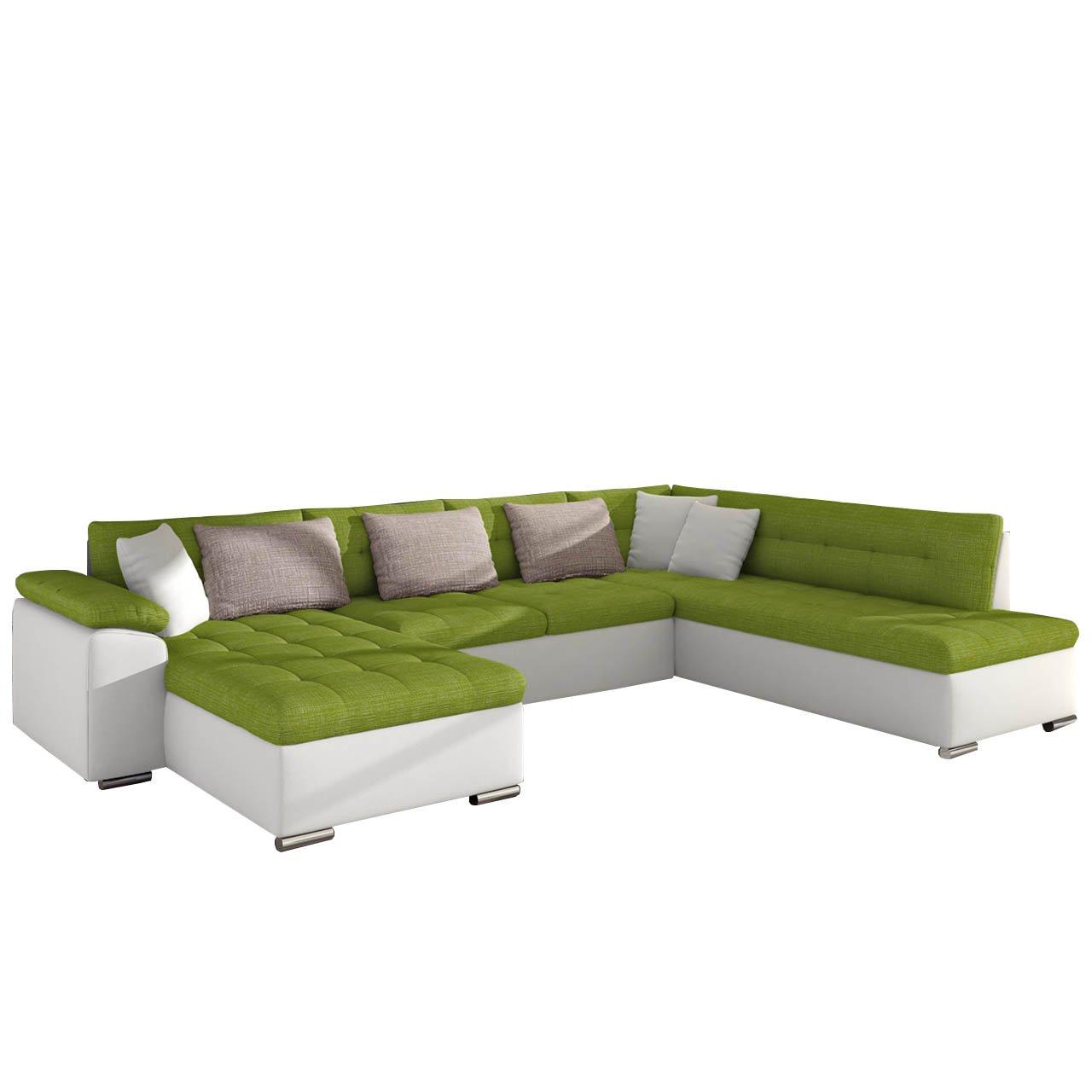 Eckcouch Ecksofa Niko Bis Lux Design Sofa Couch Mit Schlaffunktion