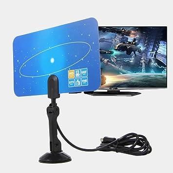 HDTV DTV VHF UHF PC NB Antena Digital de Gran Ganancia para ...