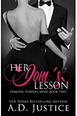 Her Dom's Lesson (Dominic Powers) Paperback
