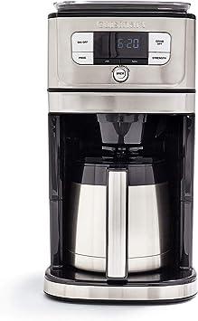 Amazon.com: Cuisinart DGB-850 - Cafetera térmica (totalmente ...