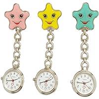 Keeka 3x Dulce Estrella Enfermera Reloj Reloj