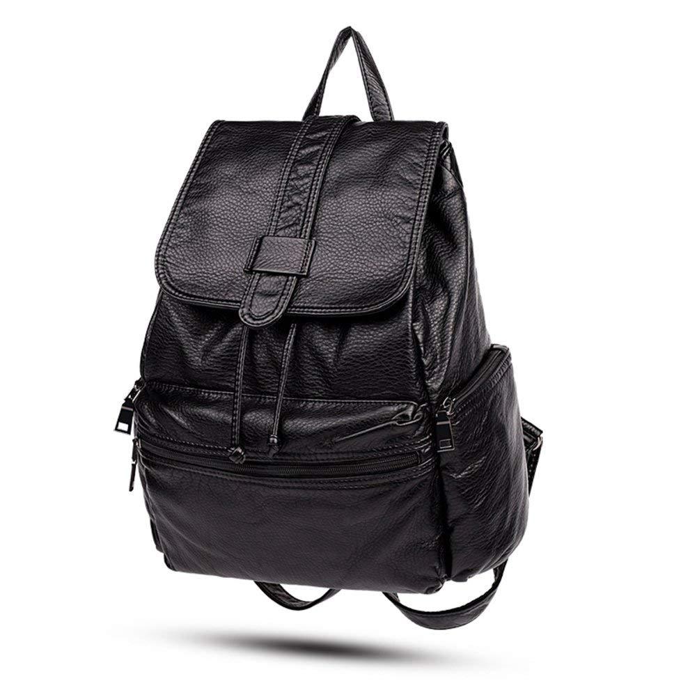 YANG ERGOU Leichte große Kapazität Rucksack, ungezwungenen Wilden Studenten Bag-A B07H5DMMD7 Rucksackhandtaschen Viele Stile