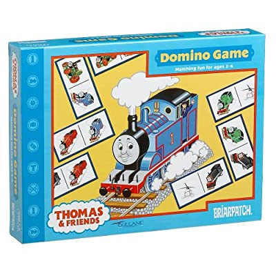 Briar Patch Thomas and Friends Domino Game: Toys & Games