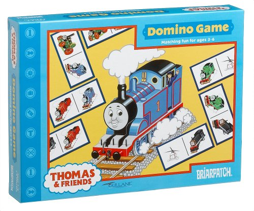 (Briar Patch Thomas  and  Friends Domino Game)