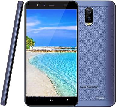 Leagoo Z7 - Smartphone de Dual 4G (Pantalla de 5