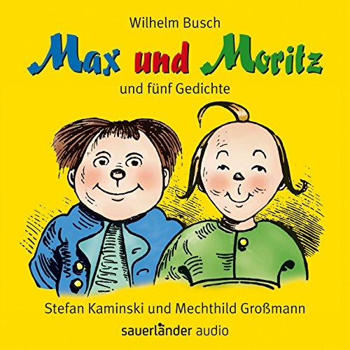 Wilhelm busch gedichte max und moritz