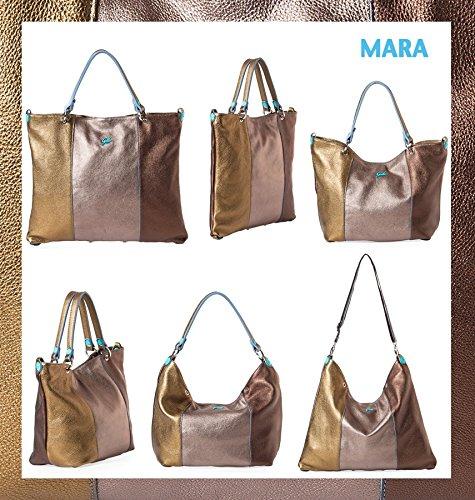Gabs Mara PDPD Tg.L sangria/cobalto