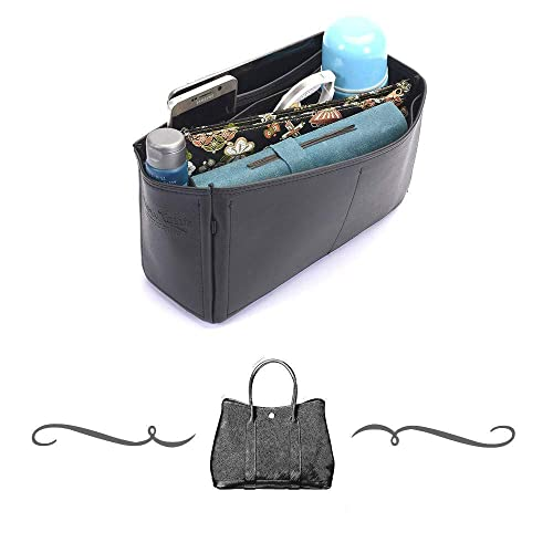 651b737a48c9 Amazon.com  Garden Party 30 Deluxe Leather Handbag Organizer ...