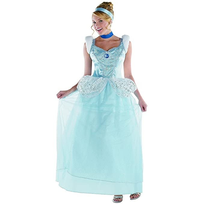 amazoncom disguise womenu0027s disney cinderella deluxe costume clothing