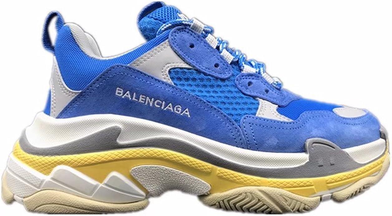 Balenciaga Shoes Men's & Women's Vintage Triple S Trainers