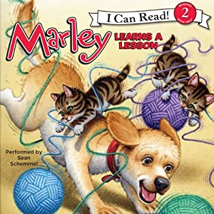 Marley: Marley Learns a Lesson Audiobook