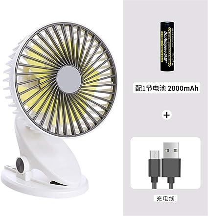 Colo Ventilador De Mesa Ventilador De Sobremesa Cargador USB ...