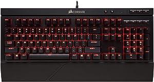Corsair Gaming Mechanical Keyboard K68 Red LED - Cherry MX Red - NA
