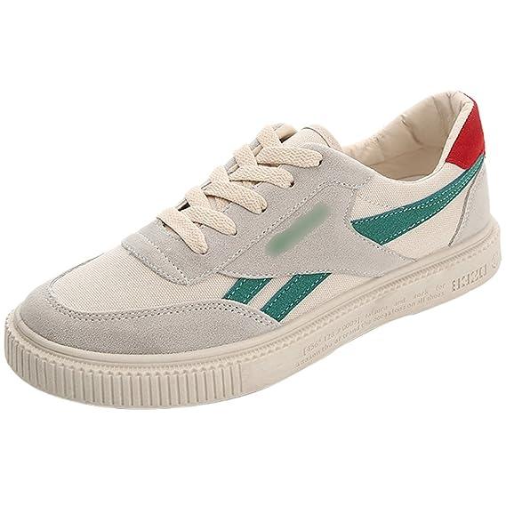 YaNanHome Zapatos para Hombre/Alpargatas Zapatos de Lona Masculina Estilo Coreano Baja Ayuda Salvaje Zapatos de Tablero Casual Harajuku Moda Verano Zapatos ...