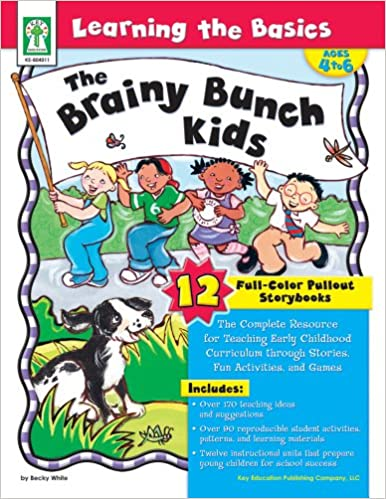 Learning The Basics The Brainy Bunch Kids Grades Pk 1 The