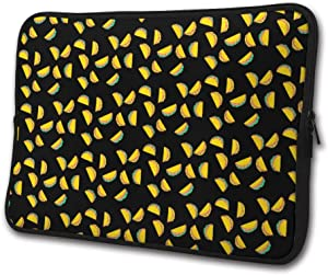SWEET-YZ Laptop Sleeve Case Mexican Tacos Notebook Computer Cover Bag Compatible 13-15 Inch Laptop