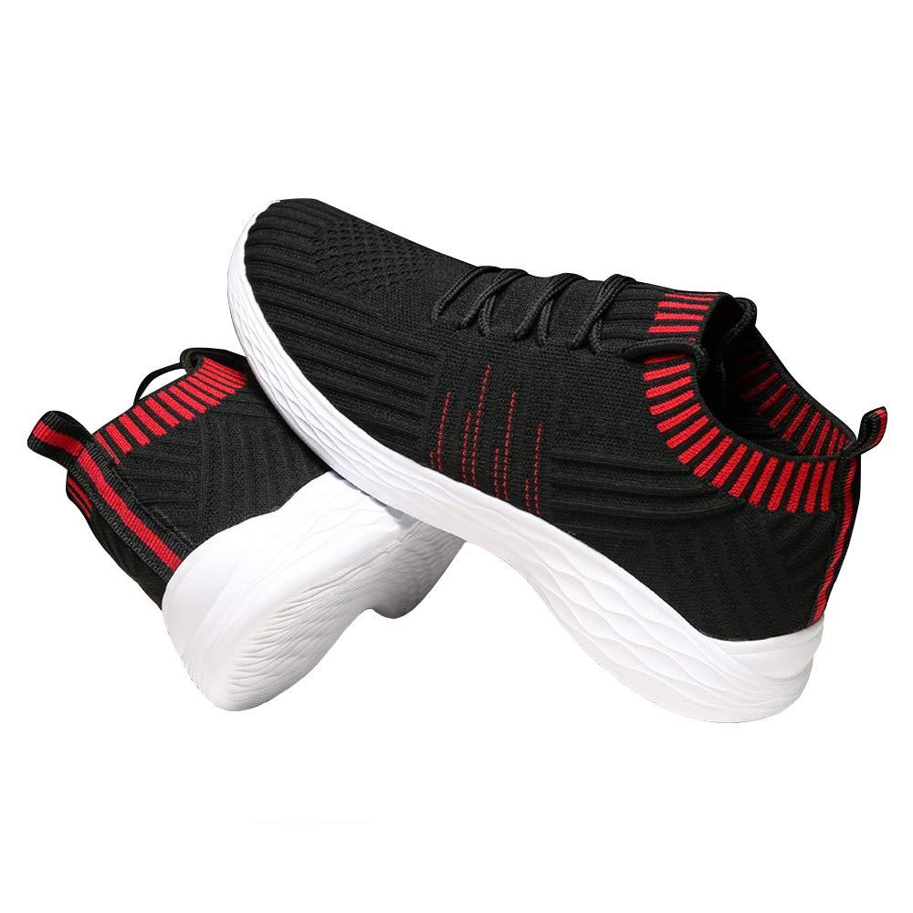 a8e5dc3602af9 Black Sodef Sodef Sodef Women's Athletic Walking shoes Casual Mesh ...