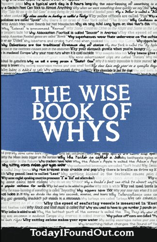 The Wise Book of Whys