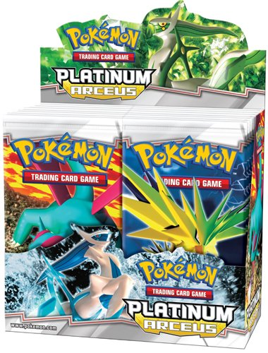 Pokemon Platinum Arceus (PL4) Booster Box (36 Packs) ()