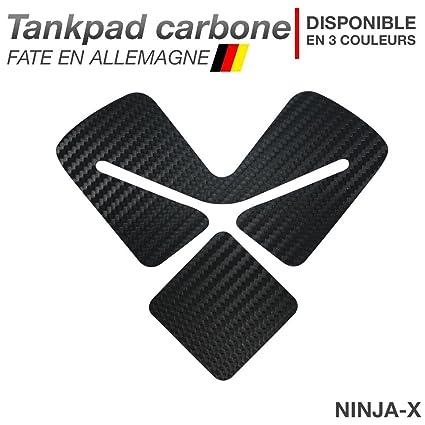 Motoking Tankpad carbono