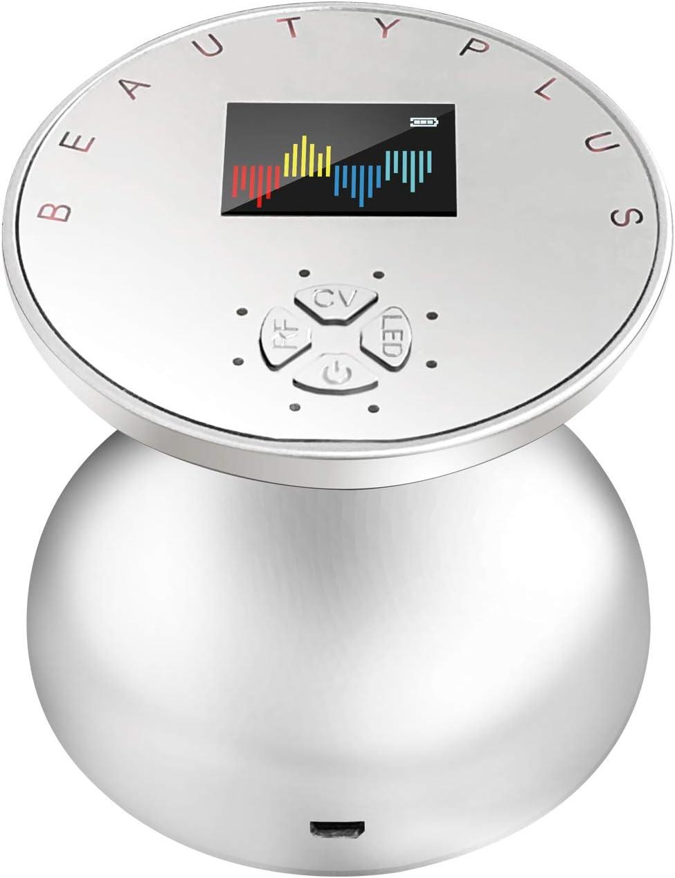 SLOTRE RF キャビテーション ラジオ波 LED 光エステ 美顔器 セルライト 高周波 振動 美容器 自宅で本格ボディケア